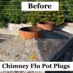 Empty Chimney Flu