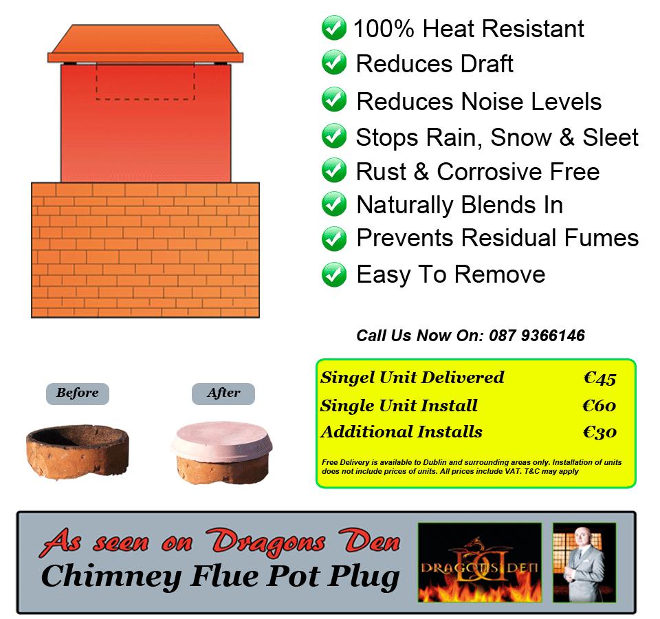 chimney plugs diagram