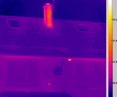 How to prevent chimney heat loss top cap How can you reduce heat loss in a house