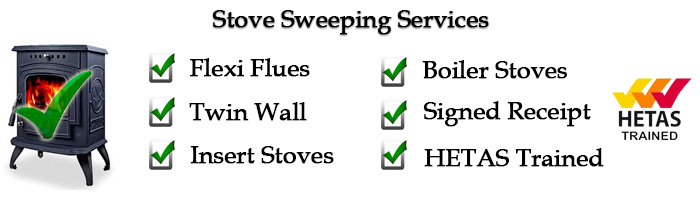 Stove Sweep Image
