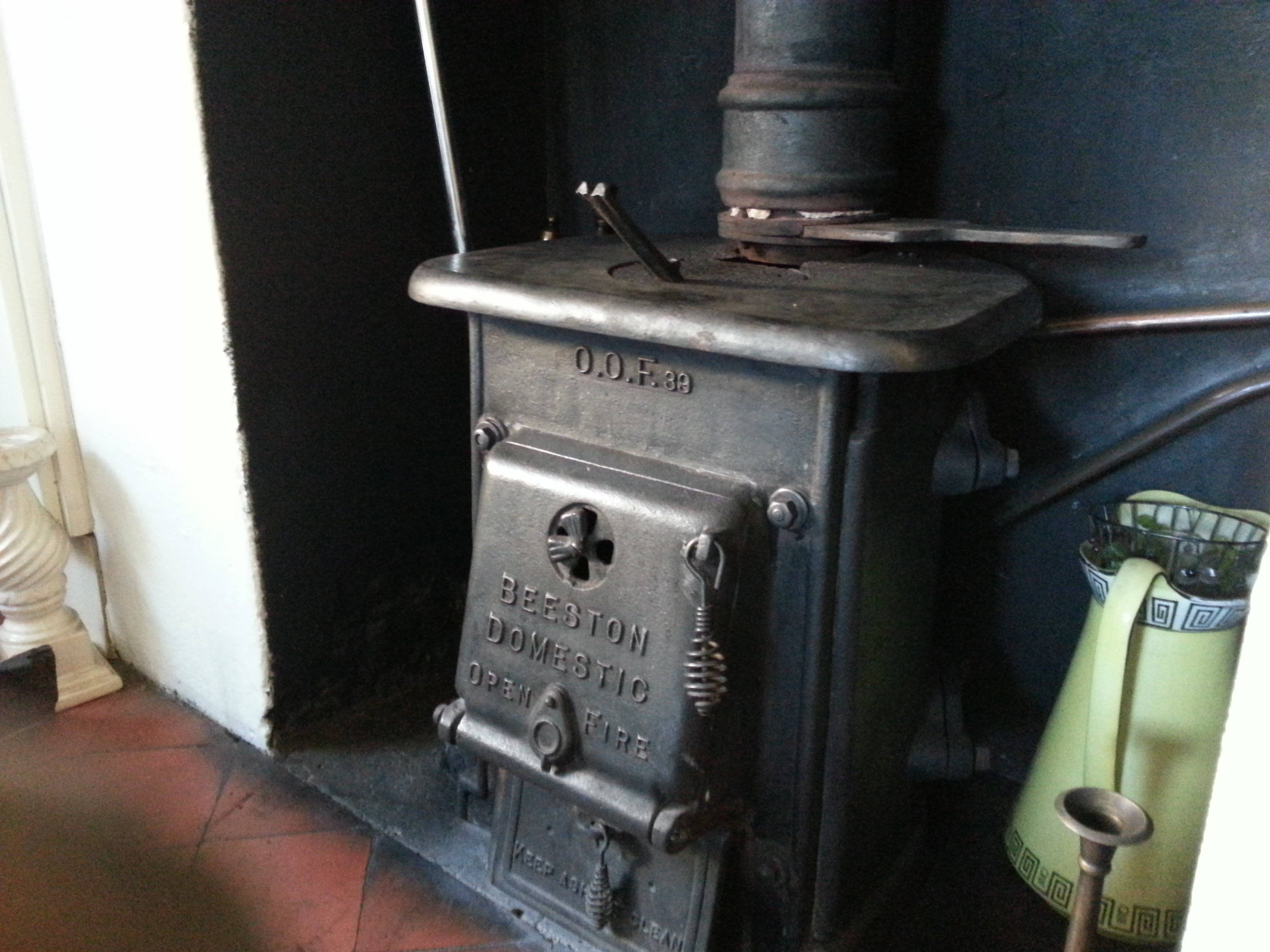 BEESTON Stove image