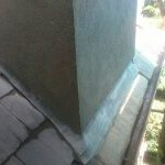 chimney flashing image