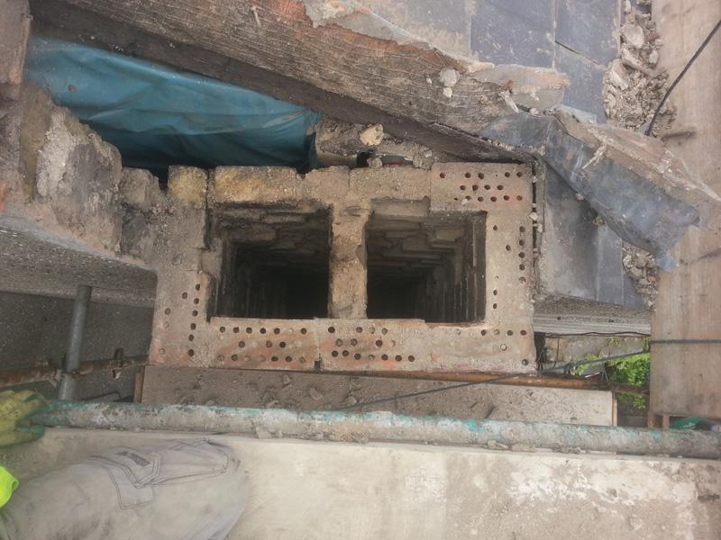 chimney rebuild Ranelagh 2 image