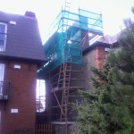 chimney rebuild sandymount image