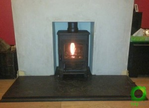 lucan stove install image