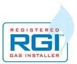 RGI Stove Install Image