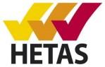 HETAS logo