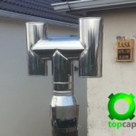 O H-Cowl Twin Wall Flue Image