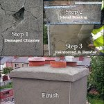 Damaged Chimney Repairs Image