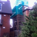 chimney rebuild sandymount small image
