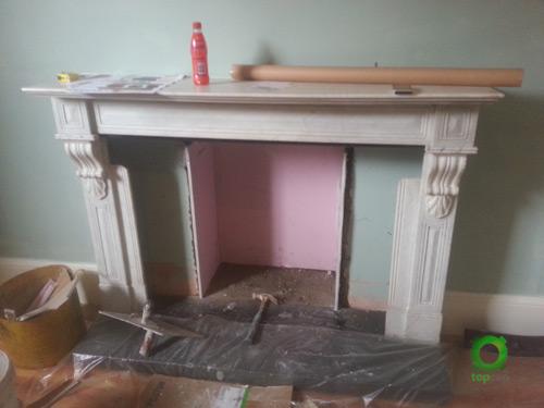 Ranelagh Fireplace Image