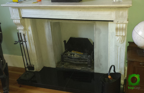 Ranelagh Fireplace Reconstruction Image