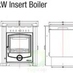 Henley Achill Insert Boiler Dimensions Image