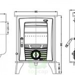 Henley Druid 5 kw dimensions Image