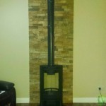 Free standing stove Image