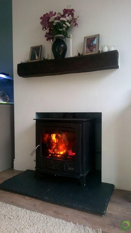 Druid 25kw Boiler Stove Image