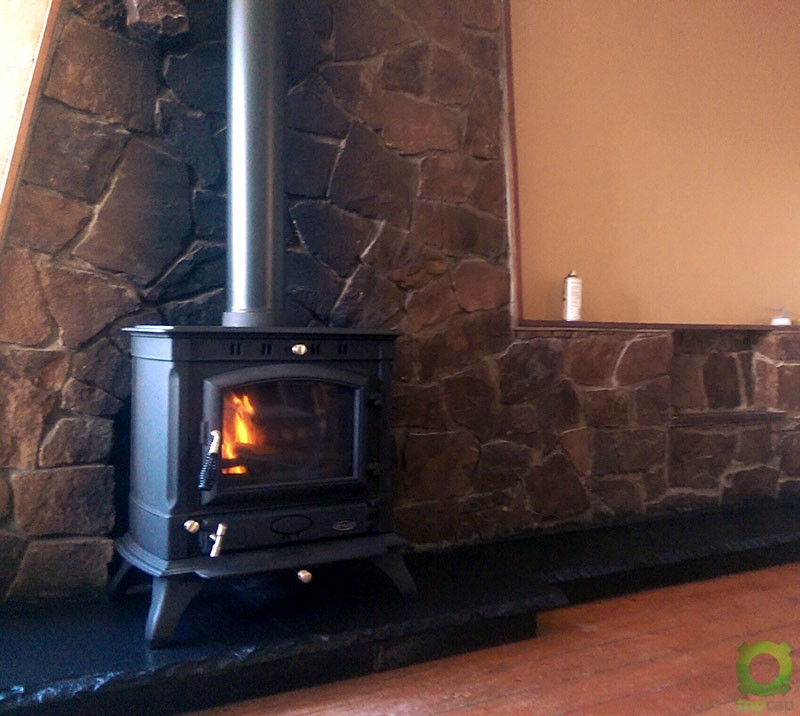 Henley Tullamore 14kw Free Standing Stove Image