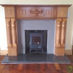Heneley Druid 5kw Fireplace inset Image