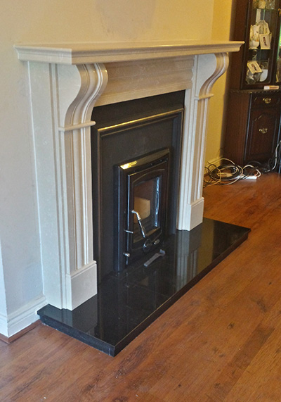 Henely Achill Insert Stove Image