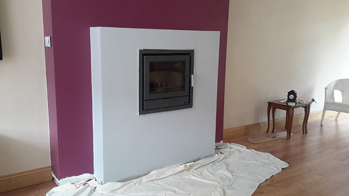 Henely Faro Cassette stove image
