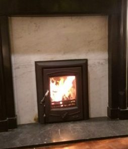 Henley Achill Inset Stove 6.8kw Image