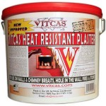 vitcas heat resistant plaster image