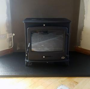 Right Price Tiles Boiler Stove Image