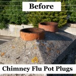 Empty Chimney Flu