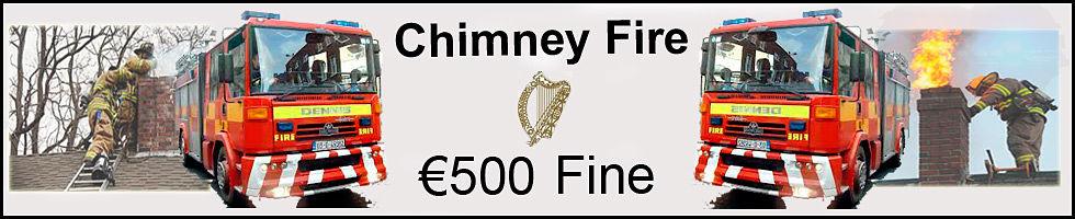 Chimney Fire Fine Image