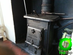 Beeston Domestic Stove Image