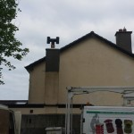 chimney stack exstension baldoyle image