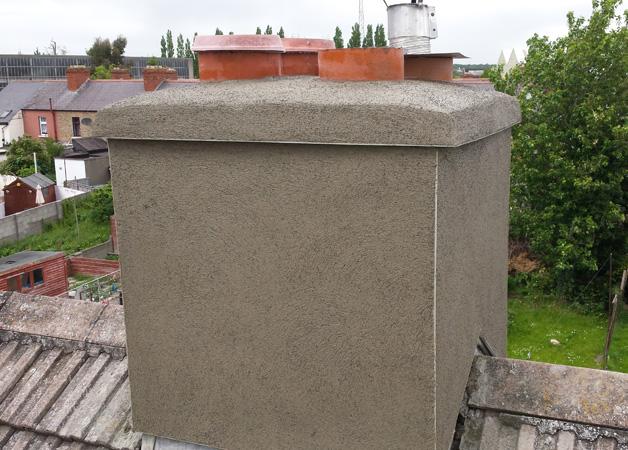 chimney repairs finish Image