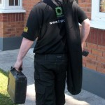Chimney Sweep Technician Image