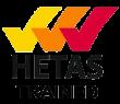 HETAS Trained logo
