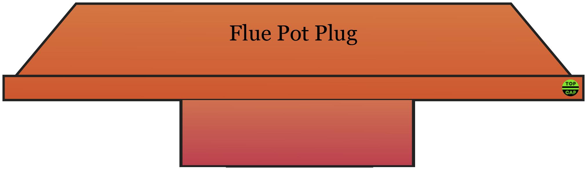 Flue Pot Plug