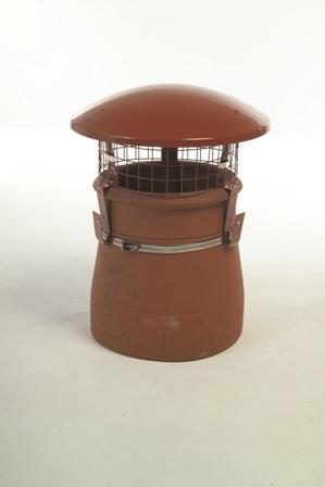 Rain Cowl Solid Fuel Image