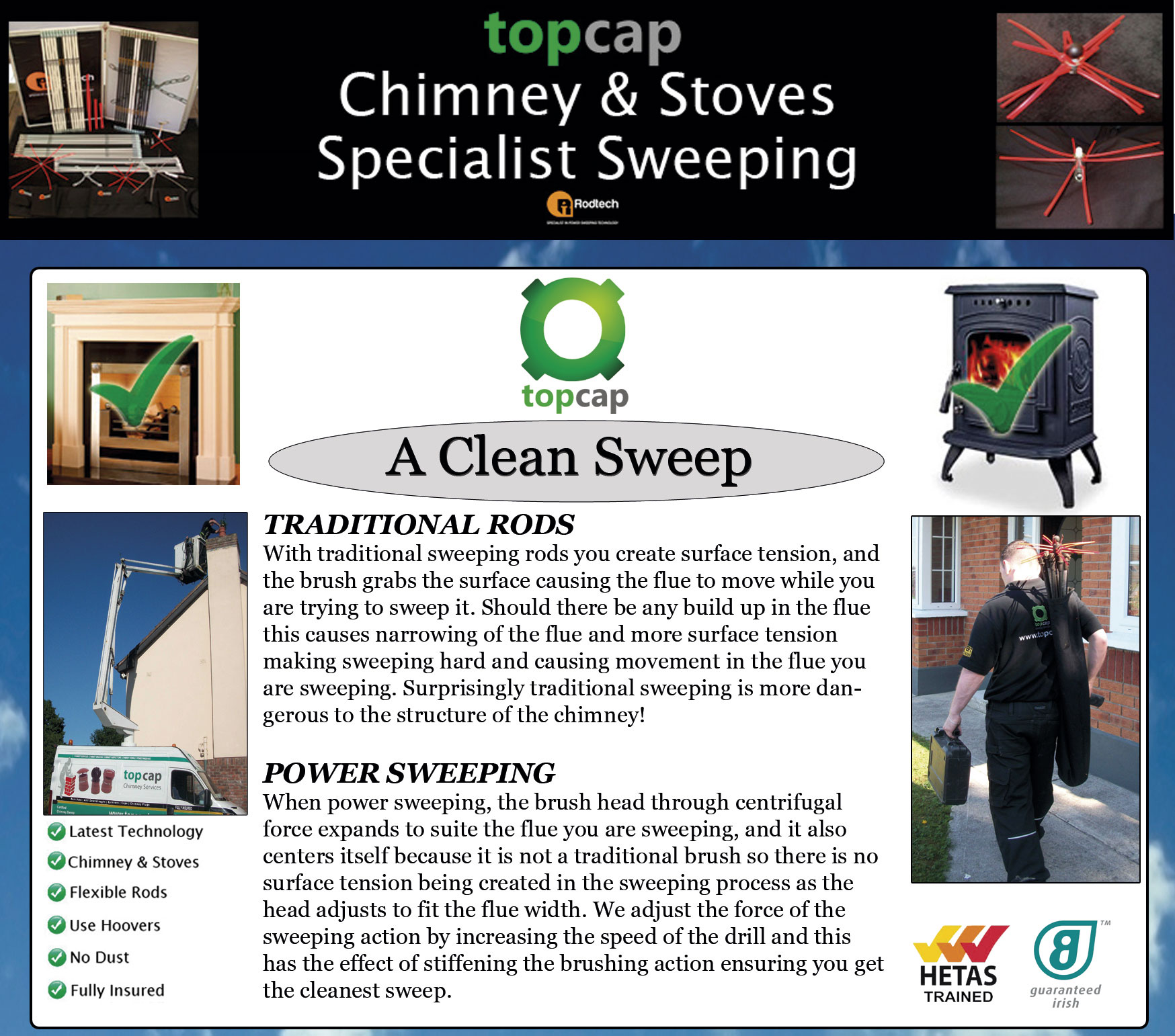 book a chimney sweep image