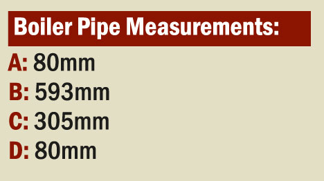 Glendine Boiler Pipe Measurements image