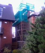 chimney rebuild sandymount small image