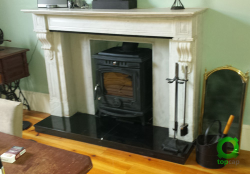 Stove Install Renalagh