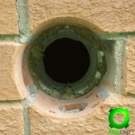 Cored Vent Hole Image