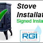 Stove Installation Box Image