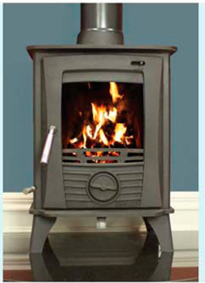 Henley Druid 5 Kw Free Standing Stove Chimney And Stove