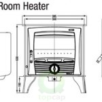 Henley Druid 12kw Dimensions Image