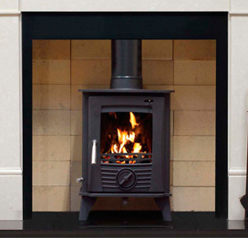 Henley Druid 5 kw Free Standing Image