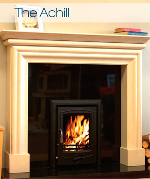 Henley Achill Insert Stove Image