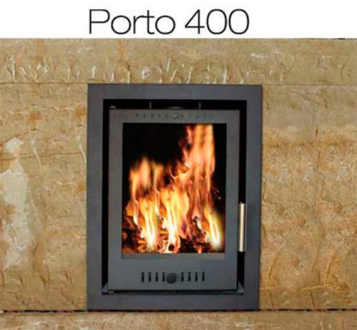 Henley Porto 400 Cassette 7kw Stove Image