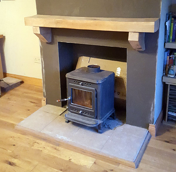 Fireplace Recess Dig Out Image