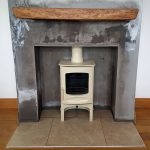 clarnwood stove install Image