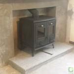 Blacksmyth Boiler stove 30kw Naas Image